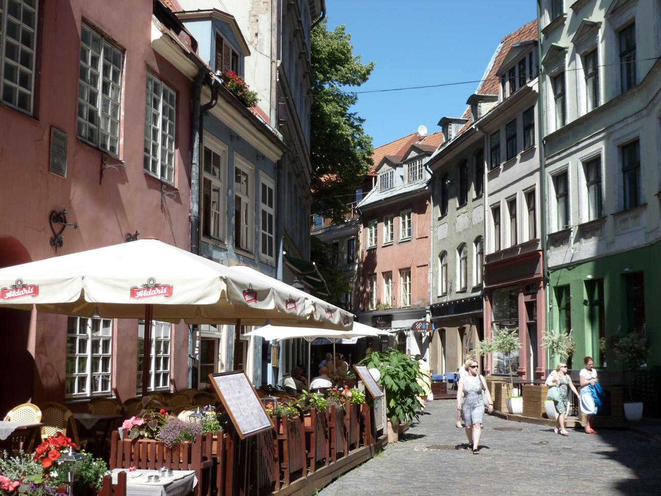 Riga und Jurmala