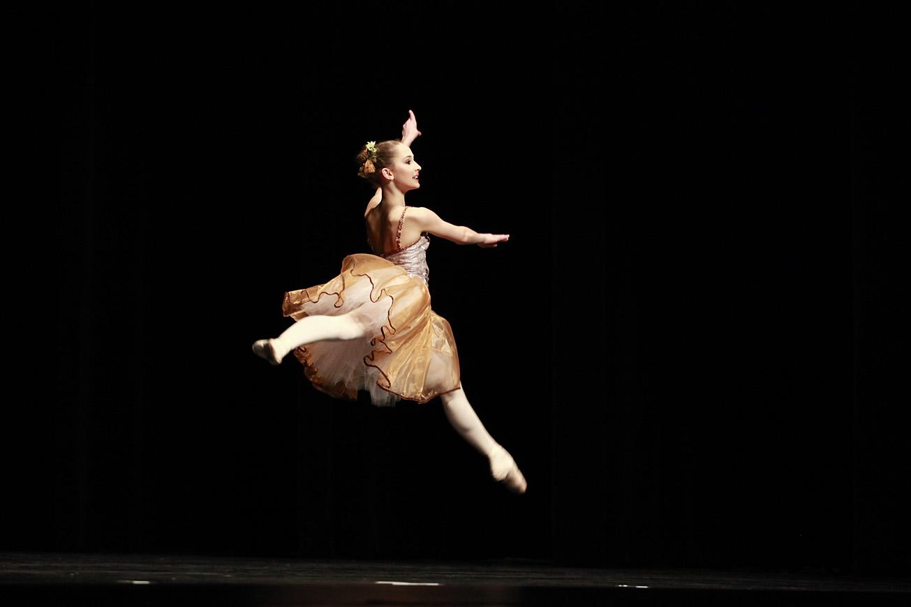Ballettwettbewerb